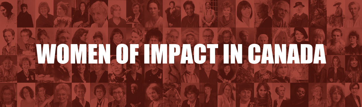 Women of impact in Canada
