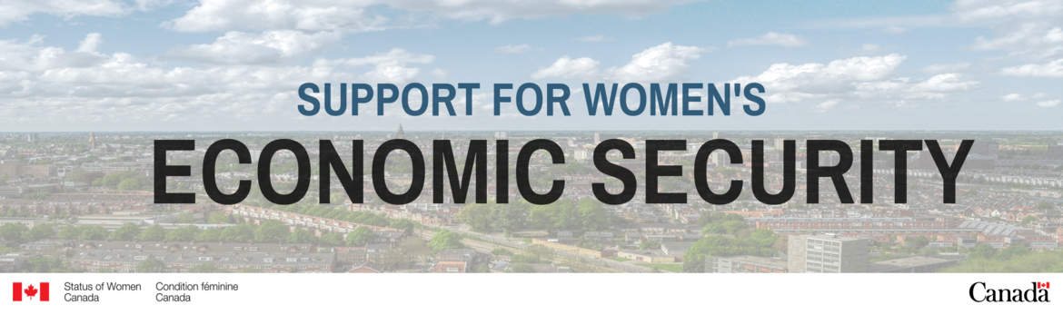 Support for Women's Economic Security