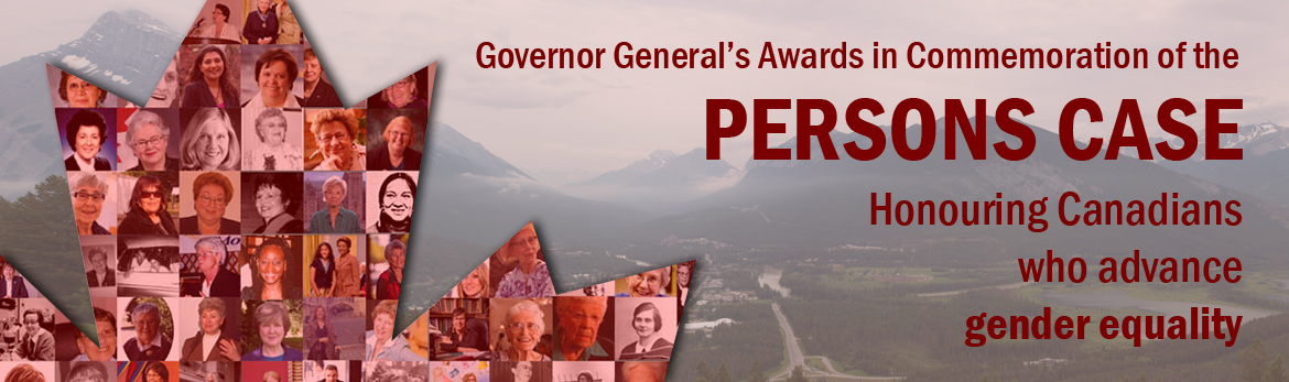Governor General Awards in Commemoration of the Persons Case