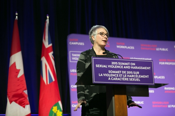 Canada committed to ending violence against women and girls