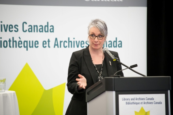 Minister Hajdu took part in a panel discussion to discuss the impact of the women's suffrage movement and the challenges still facing women today. They were joined by students from the University of Ottawa, as well as representatives from local women's organizations.