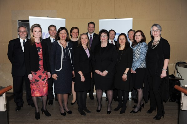 « Gala de Women in Capital Markets »