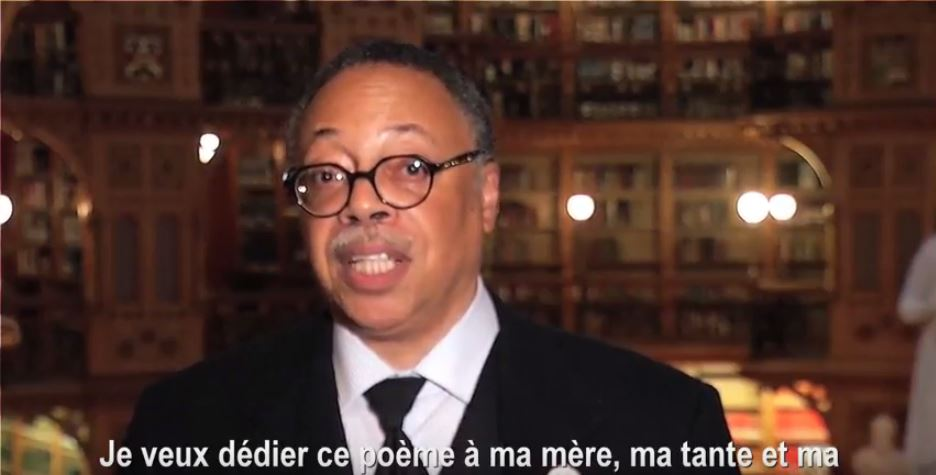 Place/Rôle/Condition par George Elliott Clarke